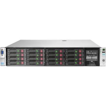 HP ProLiant DL380p Gen8 E5-2643v2 3.5Ghz/16GB/DVDROM/ CTO Server