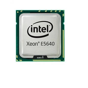 Intel Xeon 4C Processor Model E5640 80W 2.66GHz/1066MHz/12MB 59Y4022