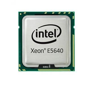 Intel Xeon 4C Processor Model E5640 80W 2.66GHz/1066MHz/12MB 59Y4022