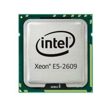 Intel Xeon 4C Processor Model E5-2609 80W 2.4GHz/1066MHz/10MB Upgrade Kit 90Y5944