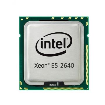Intel Xeon 6C Processor Model E5-2640 95W 2.5GHz/1333MHz/15MB W/Fan 69Y5328
