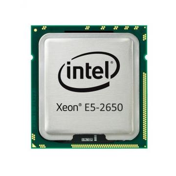 Intel Xeon 8C Processor Model E5-2650 95W 2.0GHz/1600MHz/20MB W/Fan 69Y5329