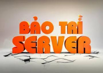 BẢO TRÌ MÁY CHỦ SERVER HÀNG THÁNG